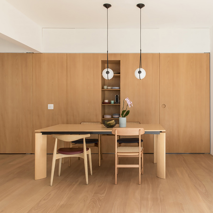 Apartamento Sabá - Projeto Estúdio BRA - Foto Maíra Acayaba